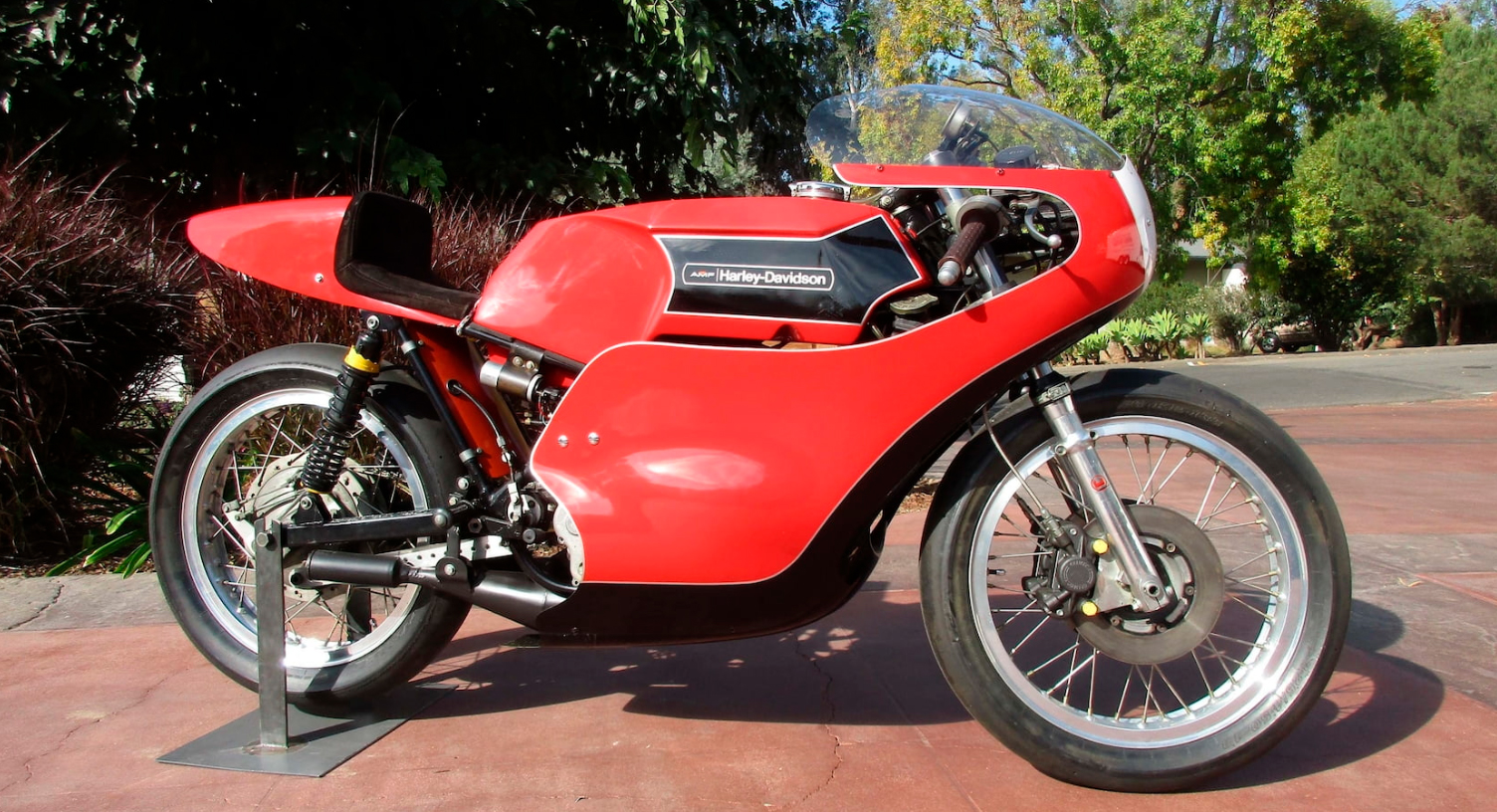 One of the RR250s that was sold.