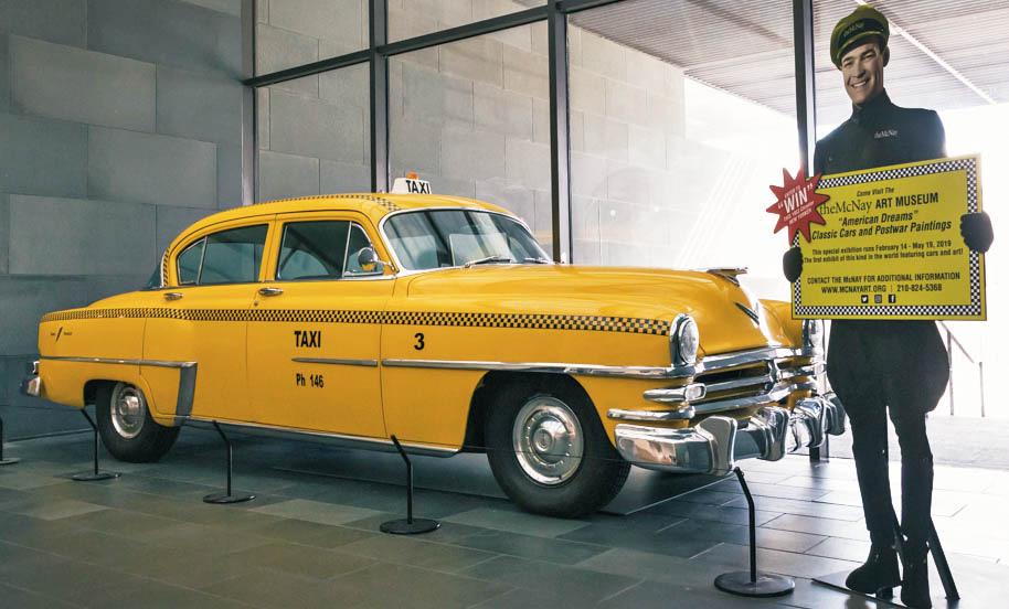 Museum, San Antonio museum joins the cars as art movement, ClassicCars.com Journal