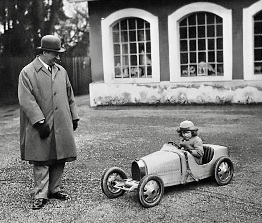 Bugatti Baby, Bugatti birthday surprise: There's a new Baby, ClassicCars.com Journal