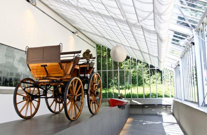 Motorcar maternity wards: Daimler preserves historic structures