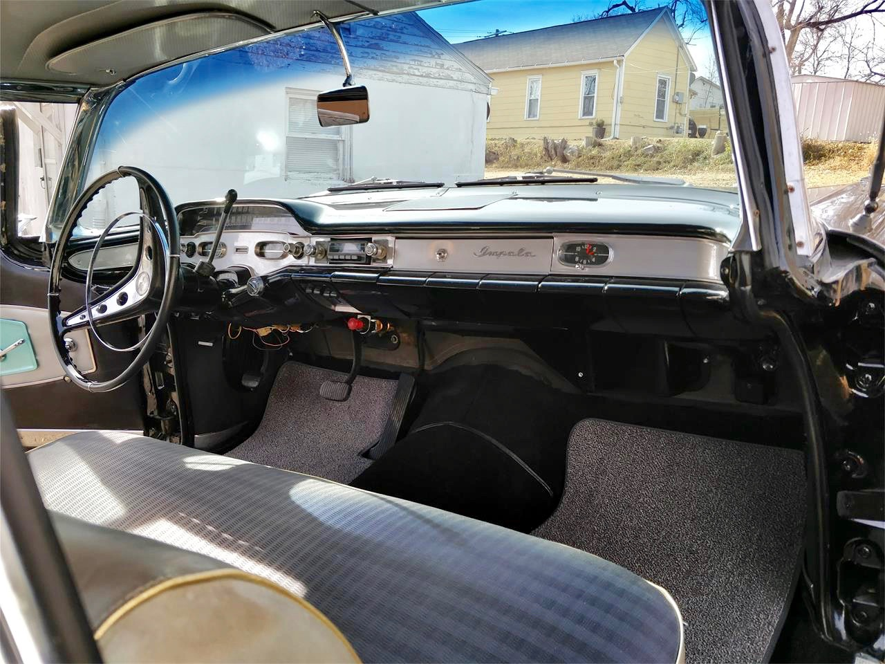 1958 Chevrolet Impala, 1958 Chevy Impala 2-door coupe a 'midnight beauty', ClassicCars.com Journal