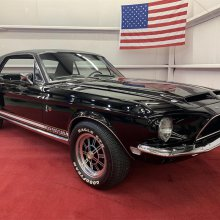 Shelby's own 'Black Hornet' Mustang for sale