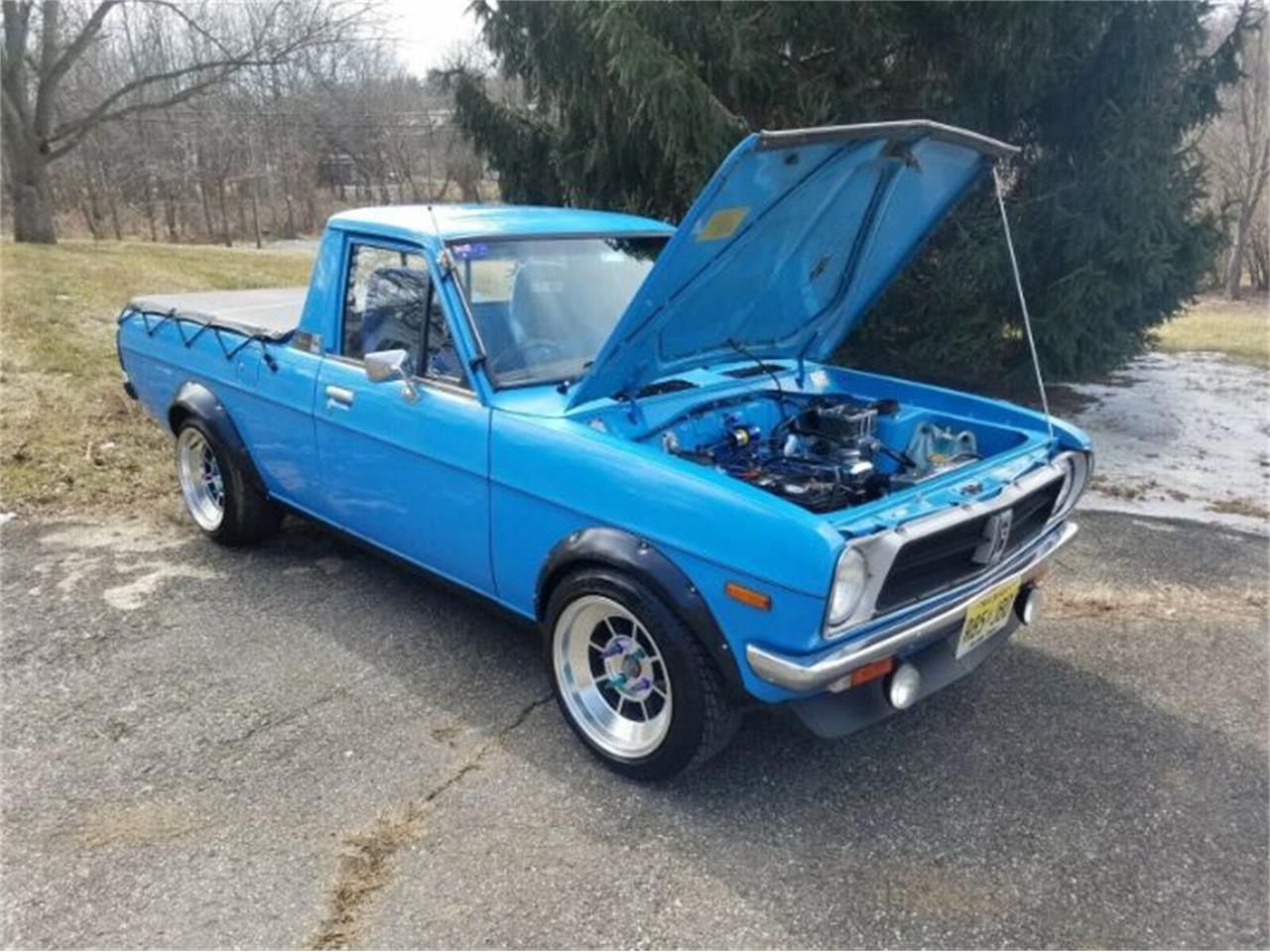 Upgraded 1980 Datsun Pickup Truck Imported From Australia