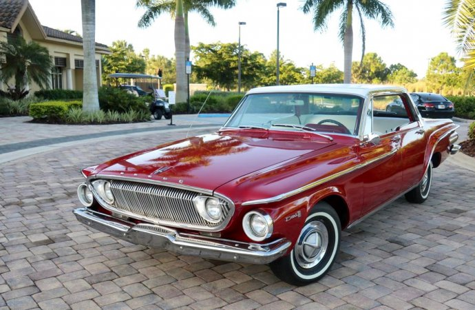 '62 Dodge Dart with upgraded engine is Pick of the Day