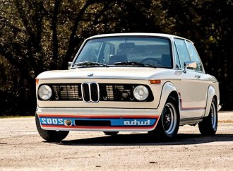 Major boost: BMW 2002 Turbo restored to street-racer original