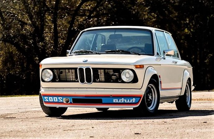 Major boost: BMW 2002 Turbo restored to street-racer original