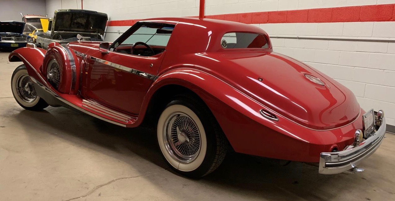 Phillips Berlina, Neoclassic Phillips Berlina puts retro styling over Corvette chassis, ClassicCars.com Journal