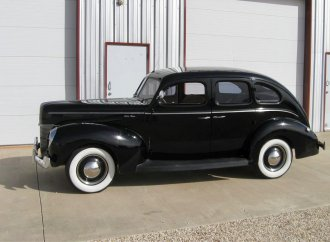 Barn-found pre-war Ford sedan is Pick of the Day