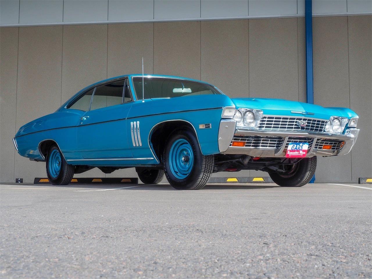 Kelebihan Impala 68 Top Model Tahun Ini