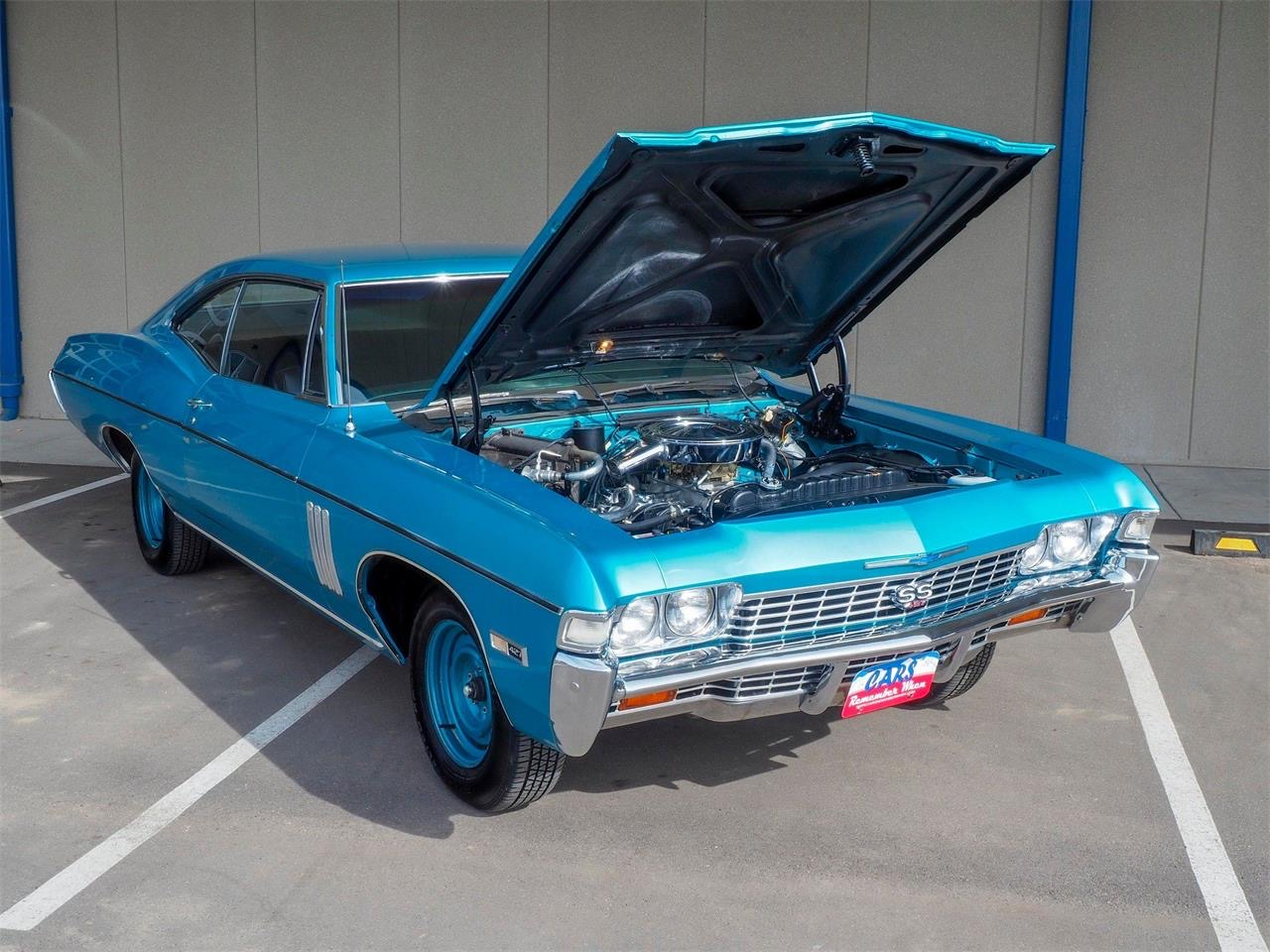 1968 Chevrolet Impala, One-owner '68 Impala SS Sport Coupe with 427, ClassicCars.com Journal