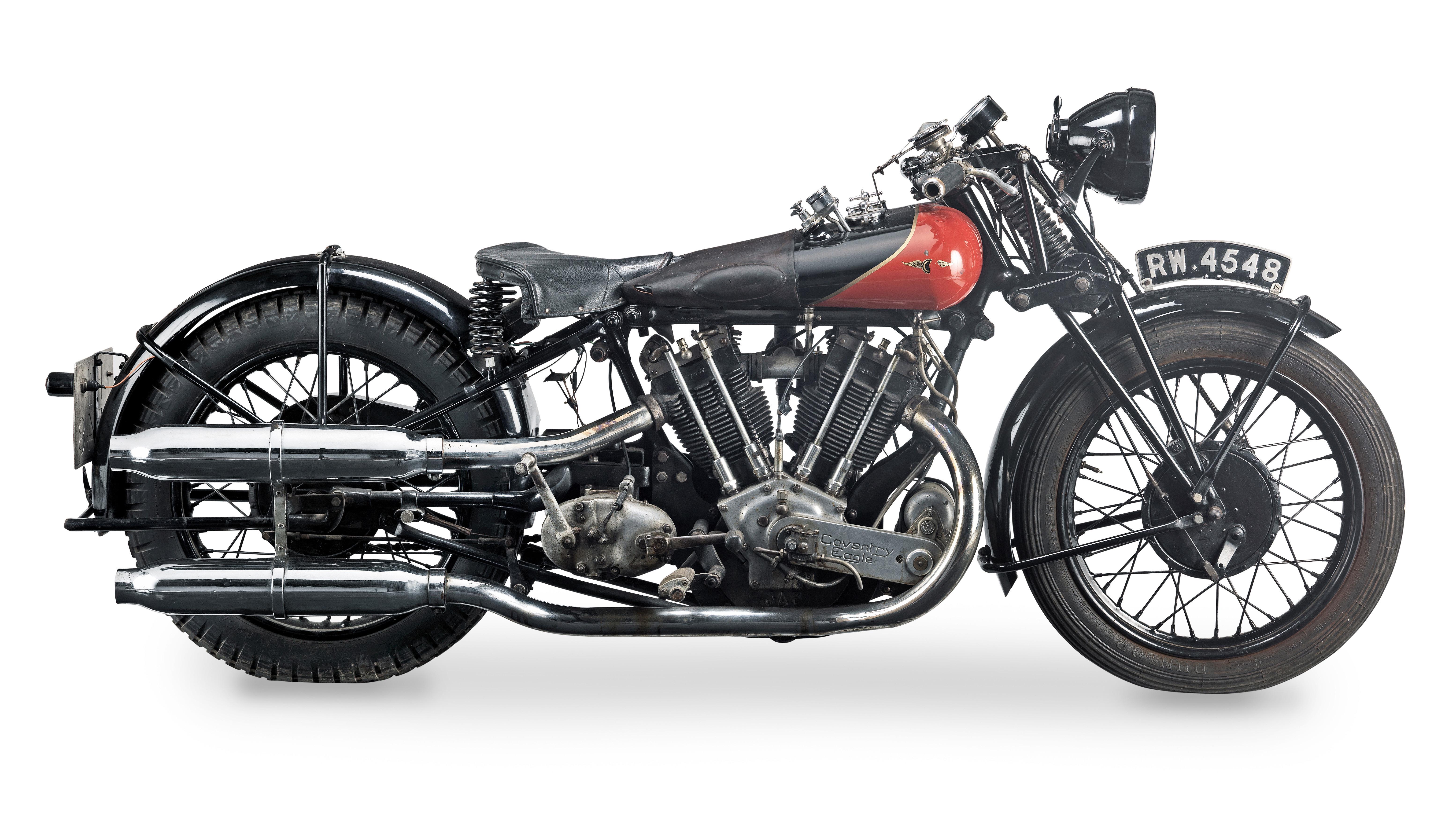 V-Twins headline Bonhams' spring motorcycle sale in England
