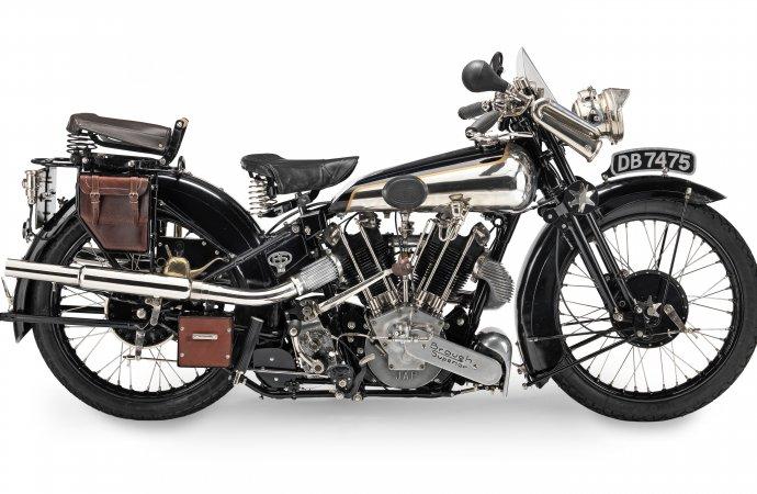 V-Twins headline Bonhams spring motorcycle sale