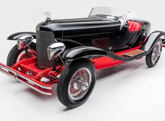 Recalling the 1929 Du Pont Model G Speedster, a symbol of a more carefree America