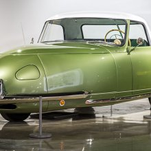 Davis Divan: One of the oddest cars to emerge in the post-war boom