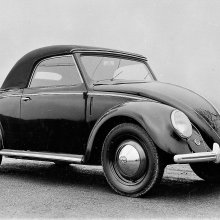 Custom-bodied Volkswagens honored at Amelia Island Concours