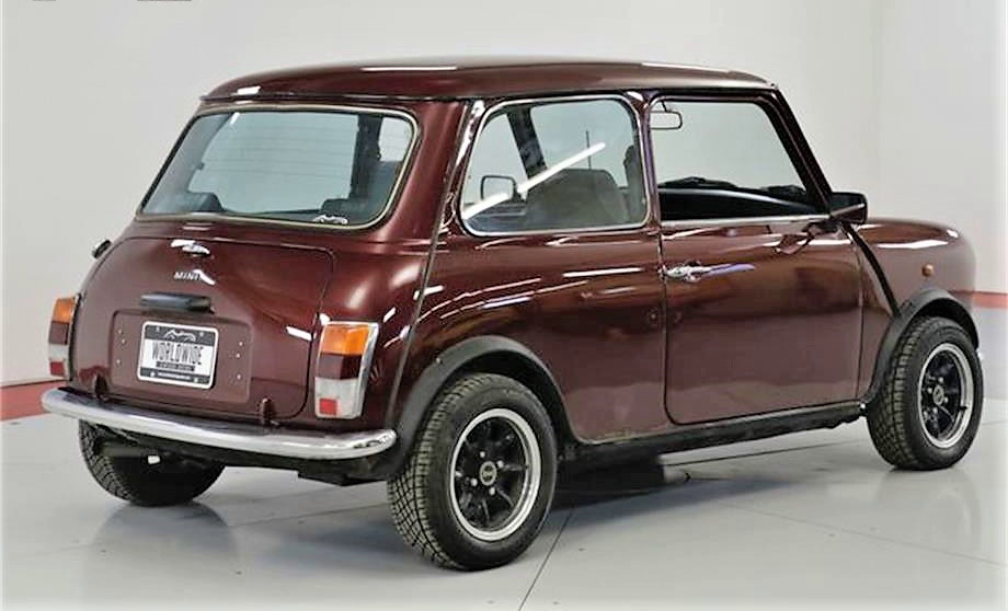 mini, Small wonder: Classic Mini as it celebrates 60th anniversary, ClassicCars.com Journal