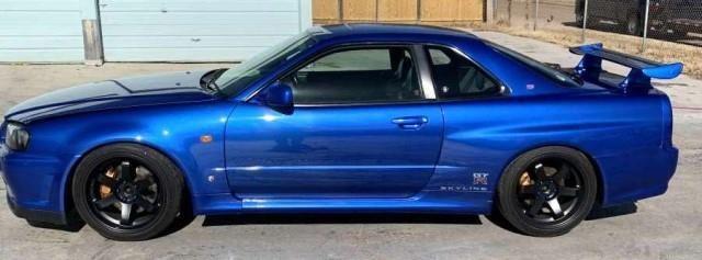 1999 Nissan Skyline GT-R R34 | Apple Auctioneers photos