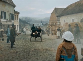 Movie celebrates Bertha Benz' heroic first drive