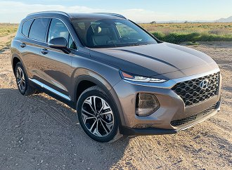 Hyundai staking claim in mid-size crossover market with 2019 Santa Fe