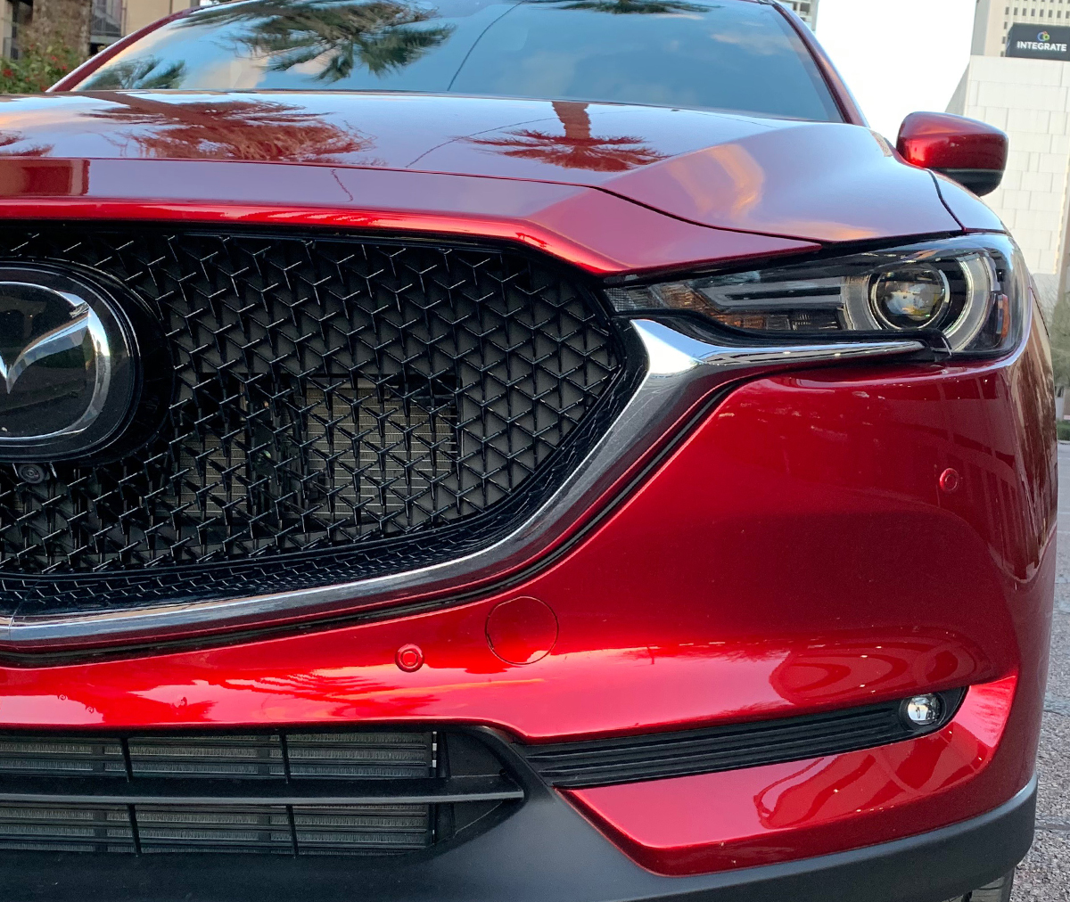 Mazda CX-5 Continues To Punch Above Its Weight In Compact