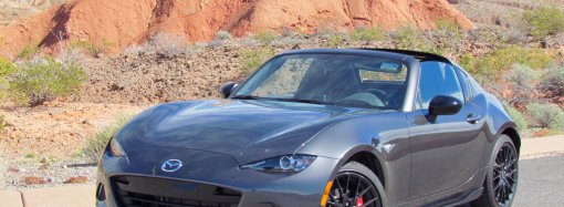 2019 Mazda MX-5 RF proves horsepower is overrated