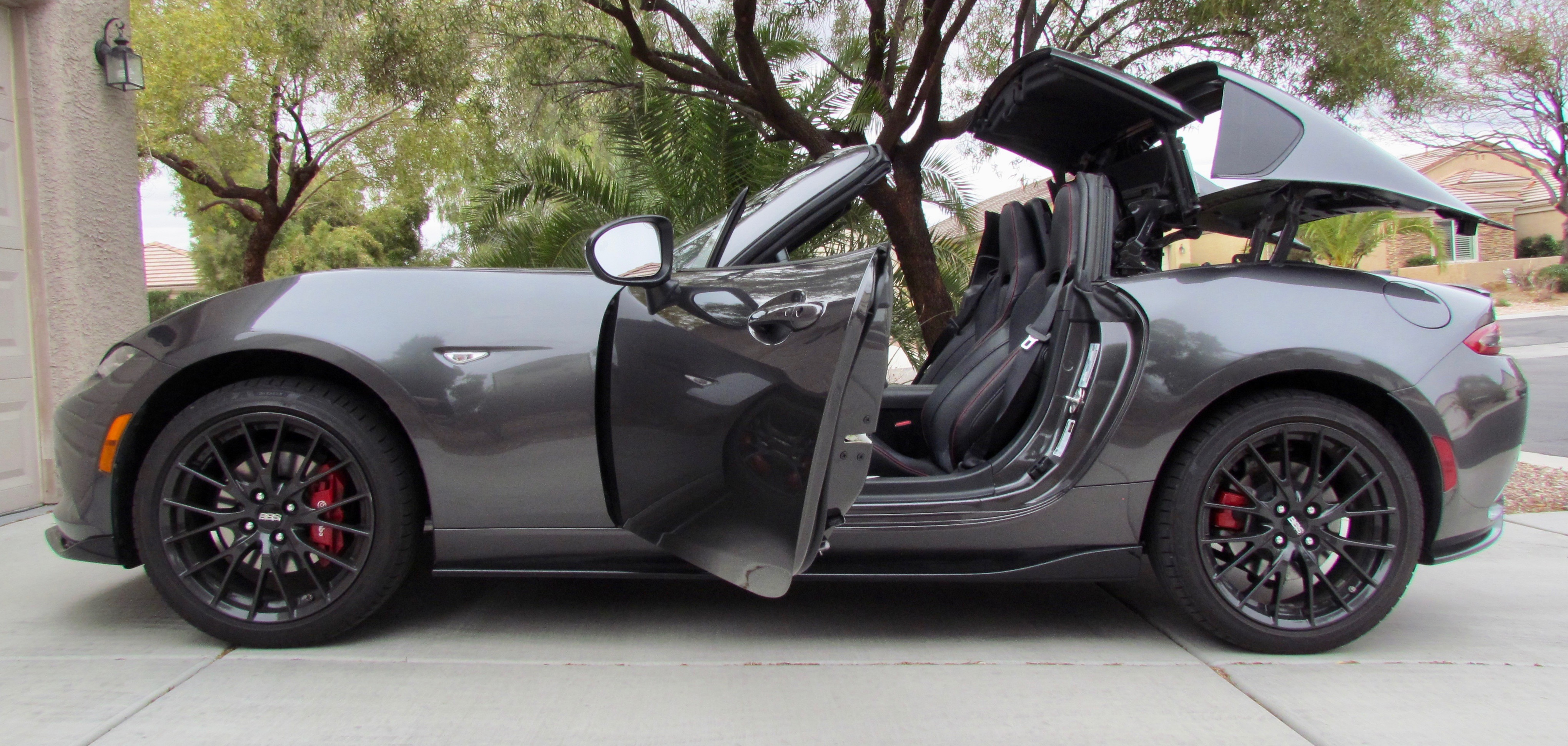 2019 Mazda MX-5 RF provides proof that horsepower is overrated