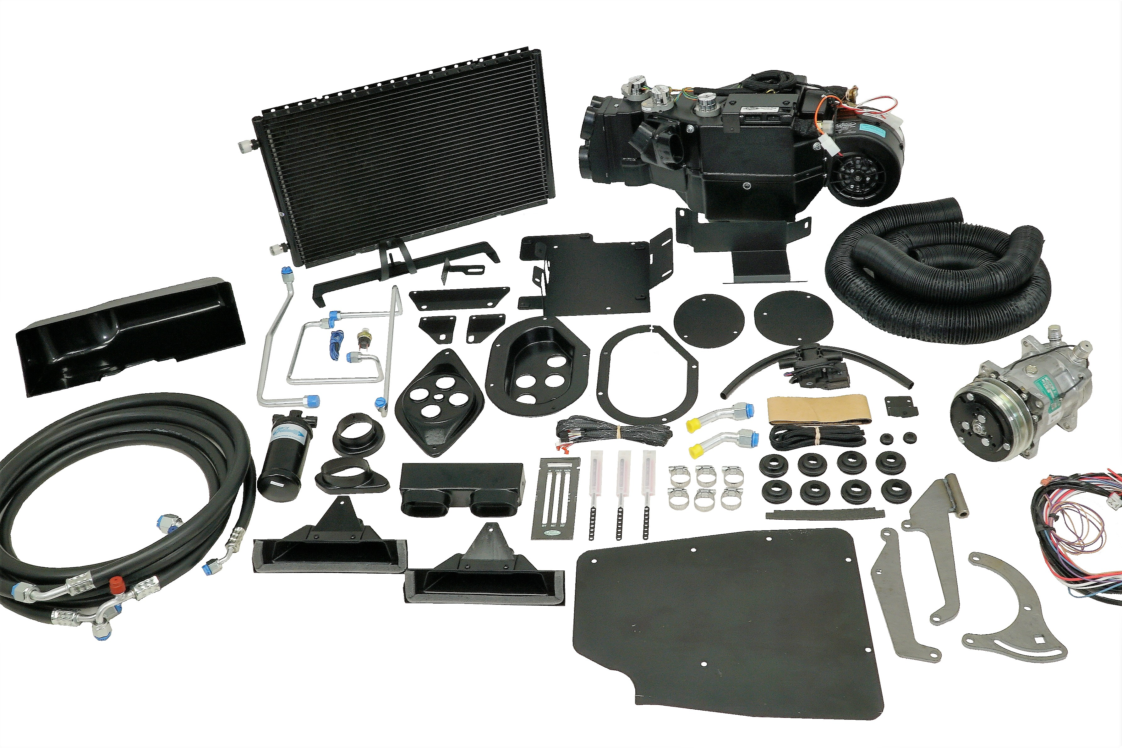 Vintage Air Updates A/C System Kit For 1969 Chevy Camaro