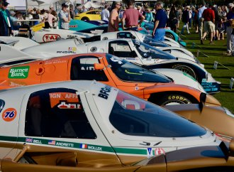 It's been two dozen dazzling years for Amelia Island Concours