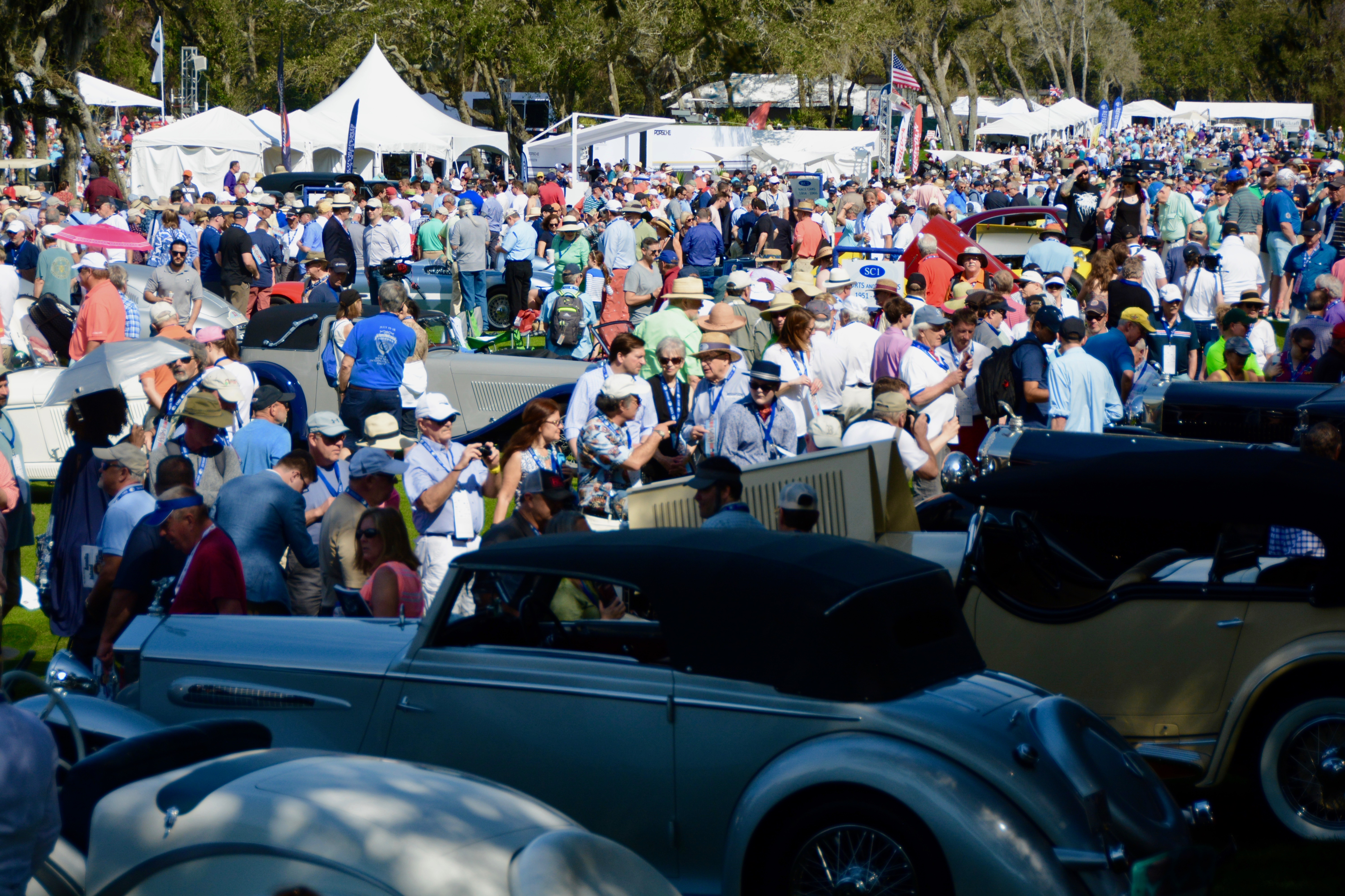 Amelia Island, It's been two dozen dazzling years for Amelia Island Concours, ClassicCars.com Journal
