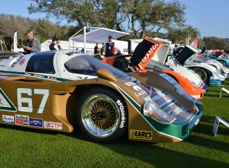 962: Dominating Porsche prototype racer