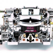 New Edelbrock carburetor designed for exceptional smoothness
