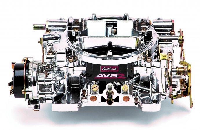 New Edelbrock carburetor designed for exceptional smoothness