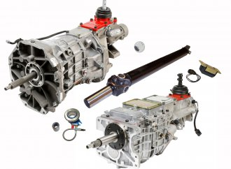 Kit updates vintage GM pickups with manual shifting