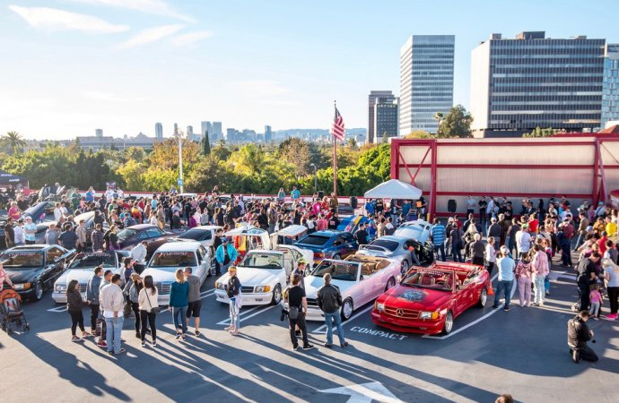 RM, RADwood join for car show at Fort Lauderdale auction