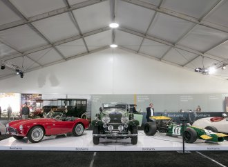 What Andy likes best at Bonhams' Amelia Island 2019 auction