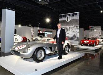 'Winning Numbers' on display at the Petersen museum