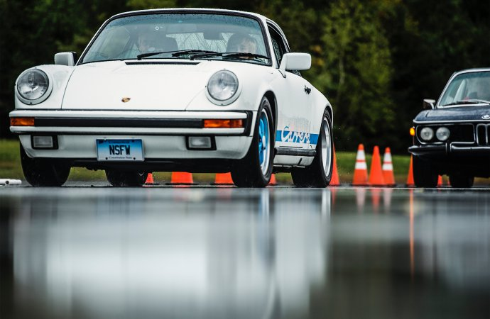 Hagerty, Skip Barber to offer manual-shifting driver training
