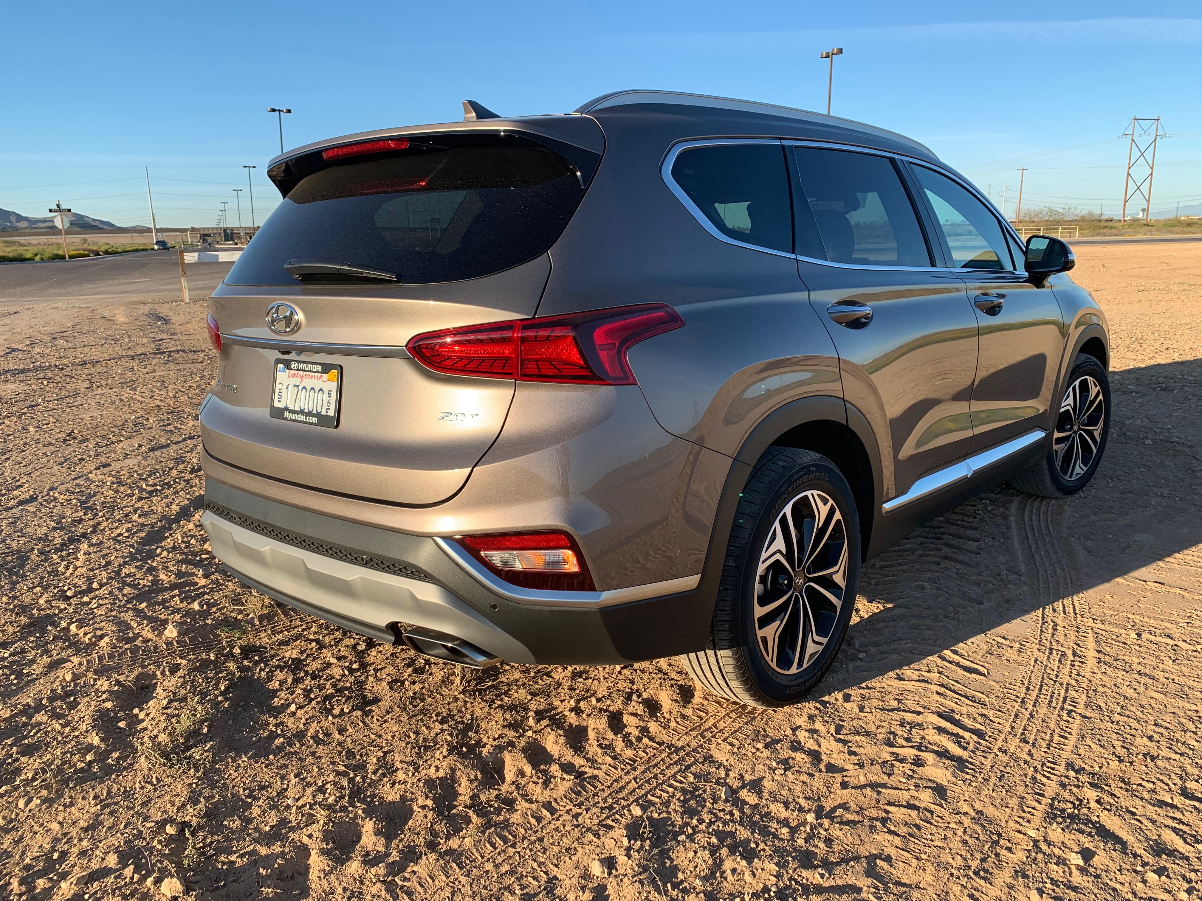 2019 Hyundai Santa Fe, Hyundai staking claim in mid-size crossover market with 2019 Santa Fe, ClassicCars.com Journal