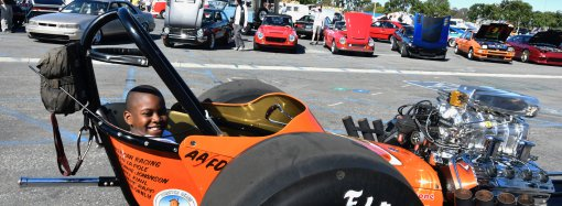Classic Car Show enjoys its new Orange County venue