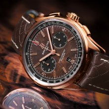 Bentley, Breitling produce centennial celebration watch