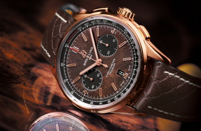 Bentley, Breitling produce centennial celebration watch