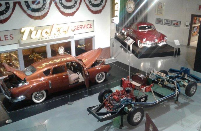 Museums focus on Tucker