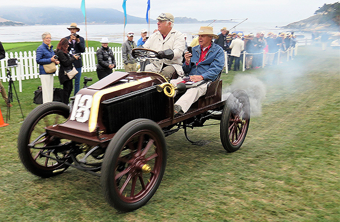 Problematic unhealthy fumes led California Department of Purified Air officials to call for Monterey Car Week to be canceled in 2019 and the events spread out over a year in a more inland state in the future. | ClassicCars.com photo