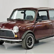 Small wonder: Classic Mini as it celebrates 60th anniversary