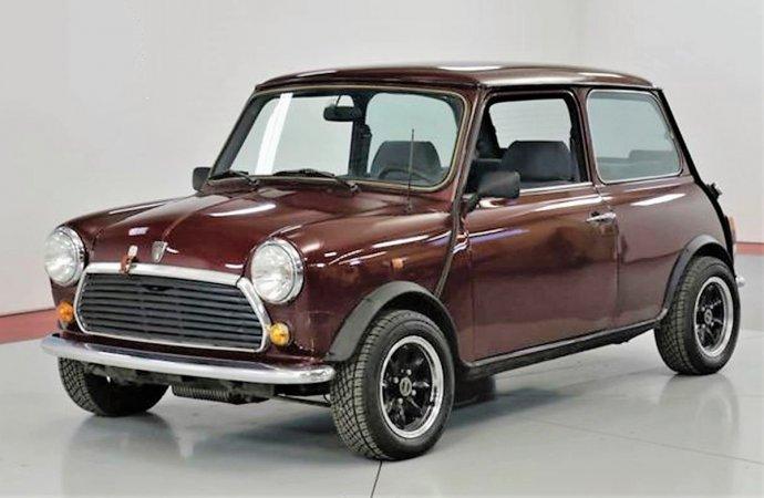 Small wonder: Classic Mini as it celebrates 60th anniversary