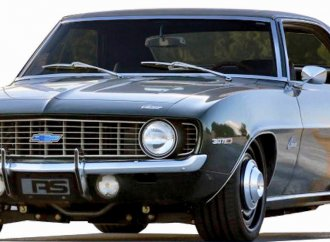 Pre-cut sound and heat-control kits for 1967-69 F-bodies