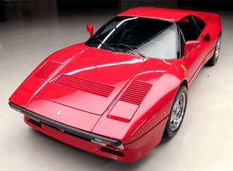 David Lee brings a Ferrari 288 GTO to 'Jay Leno's Garage'