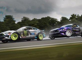 RTR Pack, including Gittin Jr. Formula Drift Mustang, released for 'Forza' game