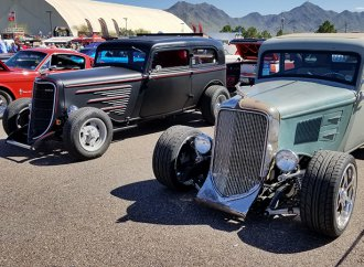 Hot rods, classic cars star at Goodguys 10th Spring Nationals