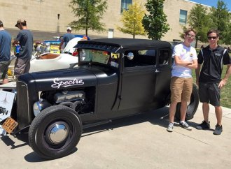 Goodguys will send winner of youth car-building program to SEMA Show